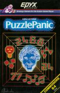 PuzzlePanic Commodore 64 Front Cover