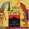 L'Ange et le Demon CD-i Front Cover