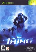 The Thing Xbox Front Cover