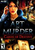 Art of Murder: Cards of Destiny Windows Front Cover