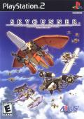 SkyGunner PlayStation 2 Front Cover