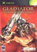 Gladiator: Sword of Vengeance Xbox Front Cover