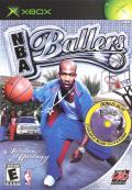 NBA Ballers Xbox Front Cover