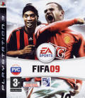 FIFA Soccer 09 PlayStation 3 Front Cover