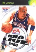 NBA Live 2003 Xbox Front Cover