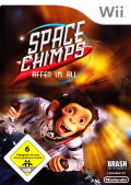 Space Chimps Wii Front Cover