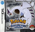 Pokémon SoulSilver Version Nintendo DS Front Cover