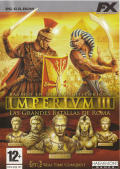 Imperivm III: The Great Battles of Rome Windows Front Cover