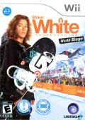 Shaun White Snowboarding: World Stage Wii Front Cover