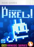 PIXEL! Xbox 360 Front Cover