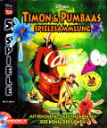 Disney's Timon & Pumbaa's Jungle Games Windows Front Cover