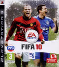 FIFA Soccer 10 PlayStation 3 Front Cover