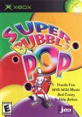 Super Bubble Pop Xbox Front Cover