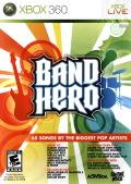 Band Hero Xbox 360 Front Cover