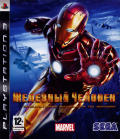 Iron Man PlayStation 3 Front Cover