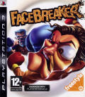 Facebreaker PlayStation 3 Front Cover