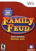 Family Feud: 2010 Edition Wii Front Cover