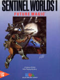 Sentinel Worlds I: Future Magic Commodore 64 Front Cover