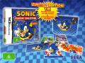 Sonic Classic Collection (Limited Edition) Nintendo DS Front Cover Cardboard Slip over Tin