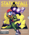 Stationfall Commodore 64 Front Cover
