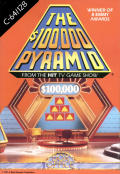 The $100,000 Pyramid Commodore 64 Front Cover