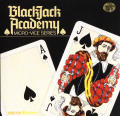 BlackJack Academy Commodore 64 Front Cover