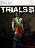 Trials HD Xbox 360 Front Cover