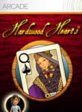 Hardwood Hearts Xbox 360 Front Cover
