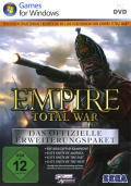 Empire: Total War - Downloadable Content Pack Windows Front Cover