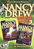 Nancy Drew Double Dare 3 Windows Front Cover