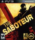 The Saboteur PlayStation 3 Front Cover