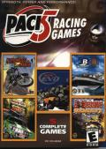 Pack 5 Racing Games Windows Front Cover