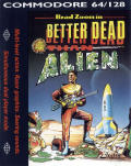 Better Dead Than Alien! Commodore 64 Front Cover
