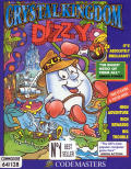 Crystal Kingdom Dizzy Commodore 64 Front Cover