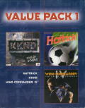 Value Pack 1 DOS Front Cover