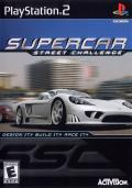 Supercar Street Challenge PlayStation 2 Front Cover