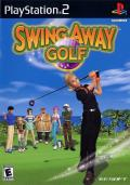 Swing Away Golf PlayStation 2 Front Cover