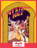 Mystery of the Nile Commodore 64 Front Cover