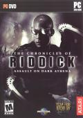 The Chronicles of Riddick: Assault on Dark Athena Windows Front Cover
