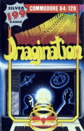 Imagination Commodore 64 Front Cover