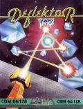 Deflektor Commodore 64 Front Cover