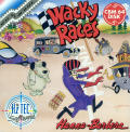 Wacky Races Commodore 64 Front Cover