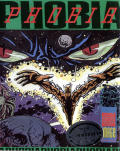 Phobia Commodore 64 Front Cover