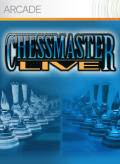 Chessmaster LIVE Xbox 360 Front Cover