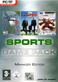 Sports Game Pack (Manager Edition) Windows Front Cover