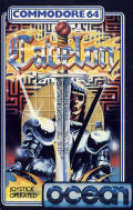 Cavelon Commodore 64 Front Cover