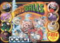 Madballs Commodore 64 Front Cover