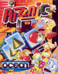 Puzznic Commodore 64 Front Cover
