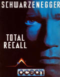 Total Recall Commodore 64 Front Cover