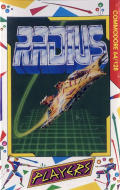 Radius Commodore 64 Front Cover